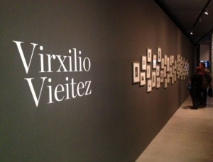 Exposicion Virxilio Vieitez